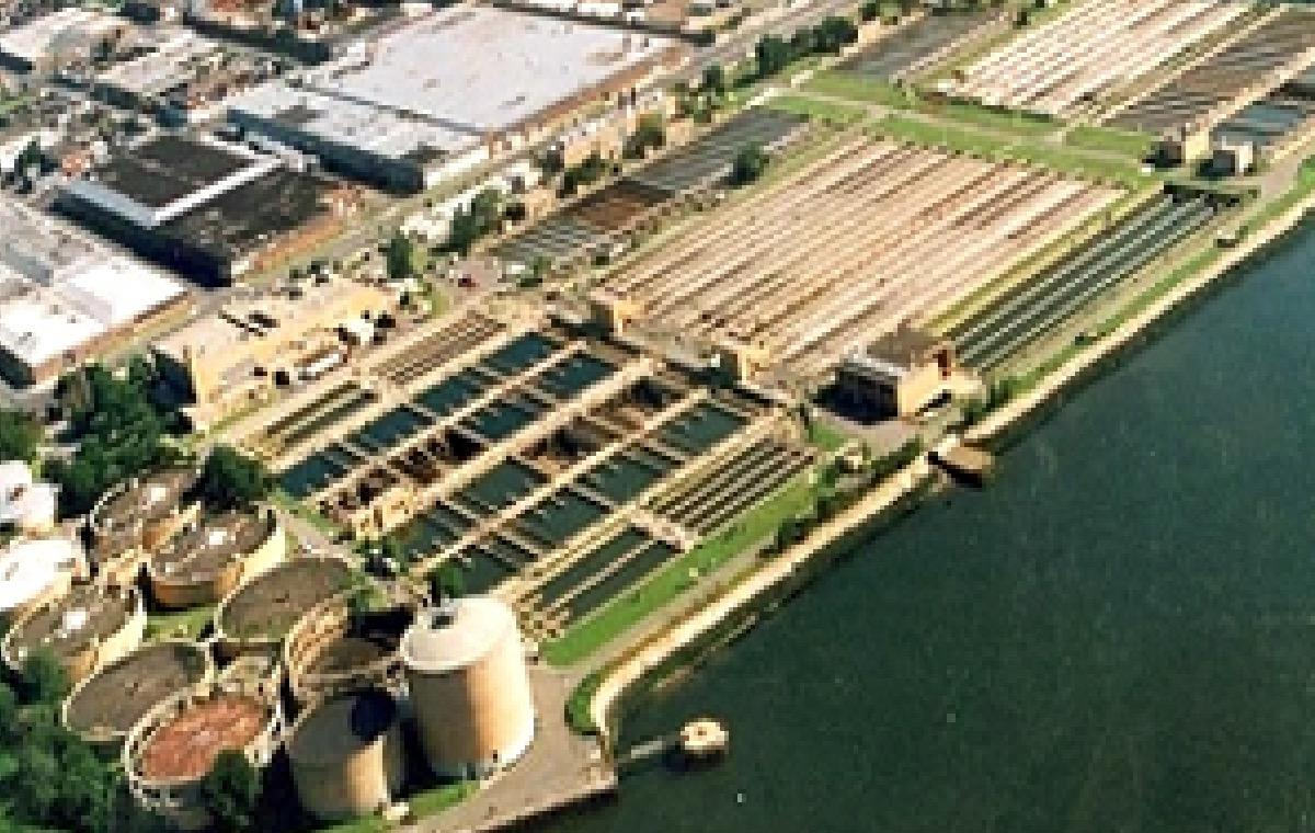 NYCDEP Hunts Point Phase IV - Carbon Addition | Techno