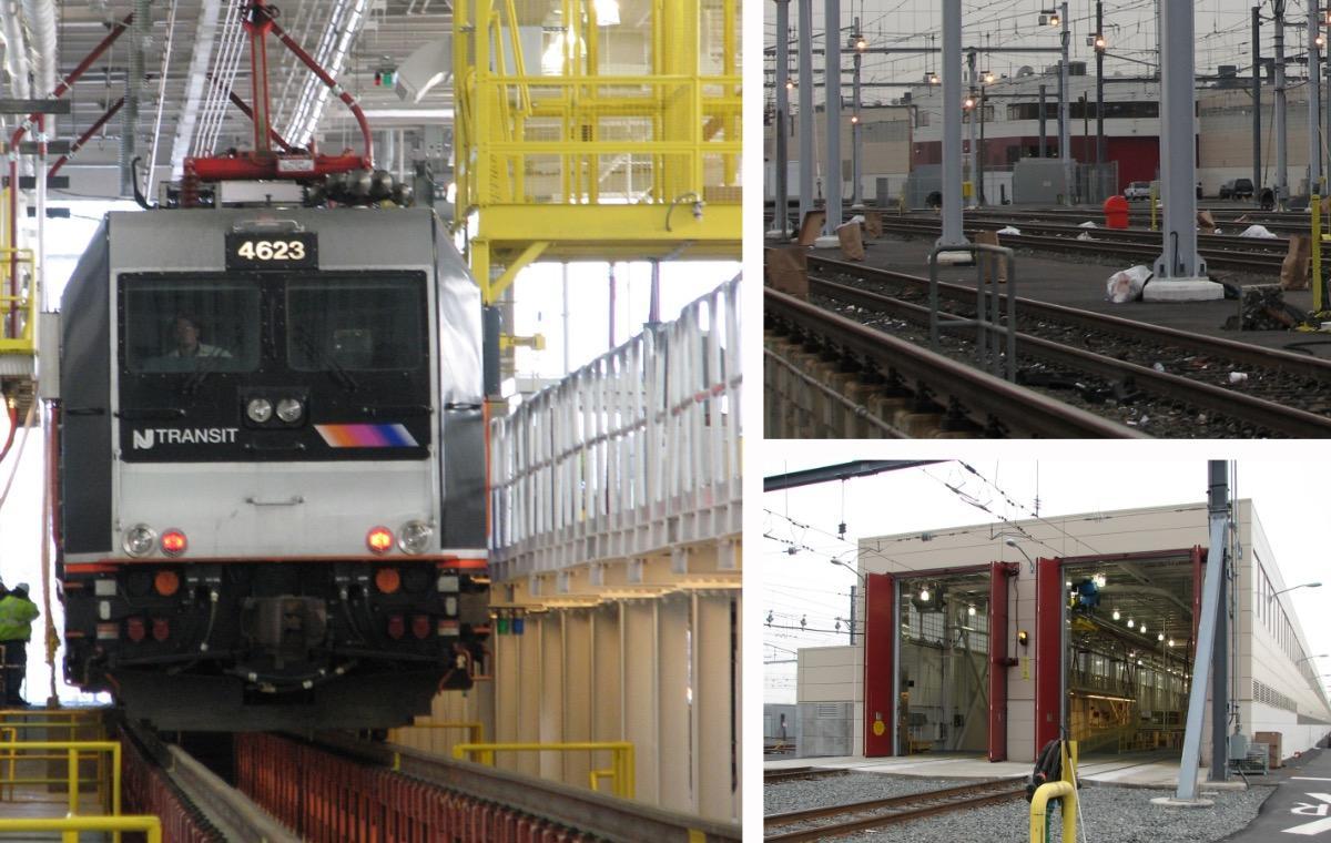 NJ Transit Morrisville Train Storage Yard, Phase II | Techno