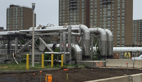 NYCDEP 26th Ward WWTP Preliminary Treatment Reliability Improvements and High Level Sewage Pump Replacement