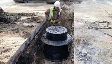 NYCDDC Replacements of Storm & Sanitary Sewer and Water Main on 58th Avenue and 185th Street