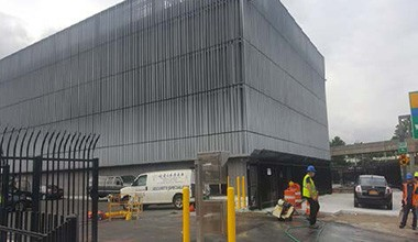 PANYNJ LGA Substation & East Parking Garage