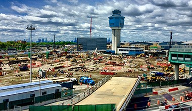 PANYNJ LGA Redevelopment Program
